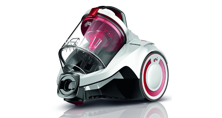 Dirt Devil DD2225-0 Rebel 25 HE