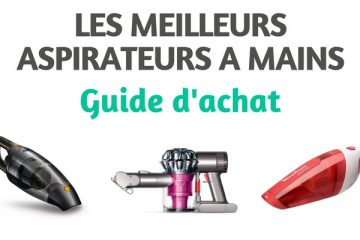 meilleur aspirateur main table comparatif