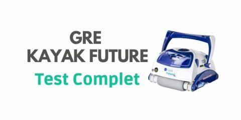 gre kayak future test